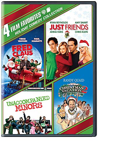 Holiday Comedy Collection: 4 Film Favorites [Region 1]