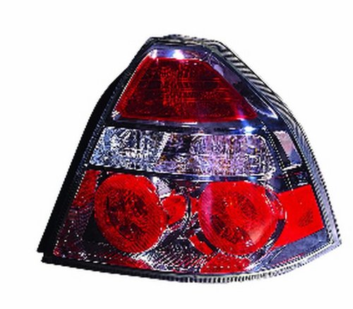 Chevrolet Aveo Light - Depo 335-1932R-AS Chevrolet Aveo Passenger Side Replacement Taillight Assembly