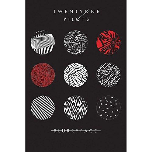 Twenty One Pilots Domestic Poster