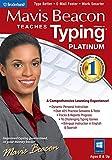 Software : Mavis Beacon Teaches Typing Platinum 20 [PC Download]