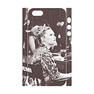 taoyix diy C-EUR Cell phone Protection Cover 3D Case Demi Lovato For Iphone 5,5S