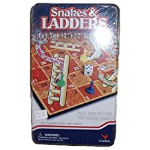 Snakes & Ladders in Tin