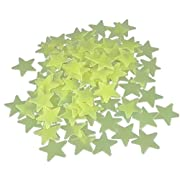 Generic Home Wall Glow in the Dark Star Stickers Decal Baby Kids Room 100pcs