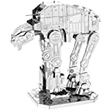 Fascinations Metal Earth Star Wars The Last Jedi AT-M6 Heavy Assault Walker 3D Metal Model Kit