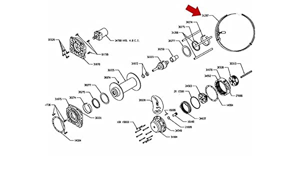 Wire Rope Diagram