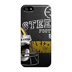 Iphone Cases - Tpu Cases Protective For Iphone 5/5s- Pittsburgh Steelers