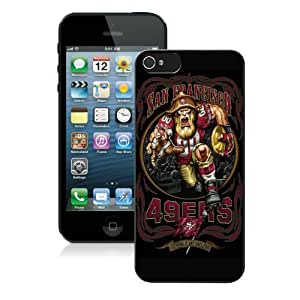 Diy Iphone 5 Case Iphone 5s Cases NFL San Francisco 49ers 2 Free Shipping by runtopwell