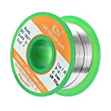 Tools & Hardware : WYCTIN - 0.8mm Lead Free Solder Wire Sn99Ag0.3Cu0.7 with Rosin Core for Electrical Soldering 100g(0.22lb)