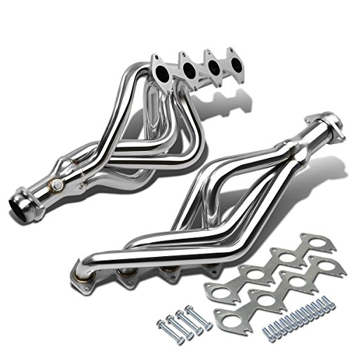 07 Mustang Gt Axle (Ford Mustang GT High-Performance 2x4-1 Stainless Steel Exhaust Header Kit 4.6L V8)