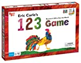 University Games Rooster's 123 Numbers Eric Carle Game And Puzzle System