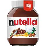 Nutella Spread avellana chocolate 1kg