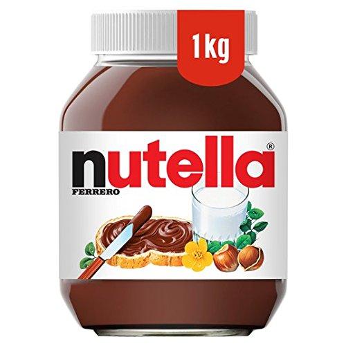 P/âte /à tartiner aux noisettes Nutella 1kg