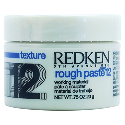 Redken Rough Paste 12 Working Material Unisex Paste, 0.75 Ounce