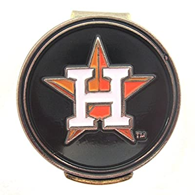 Houston Astros Hat Clip & Golf Ball Marker