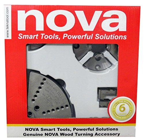 Teknatool International 6038 NOVA Jaw Accessory Bundle, Smal