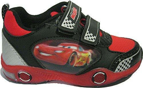 Baskets noires Cars pour garçons