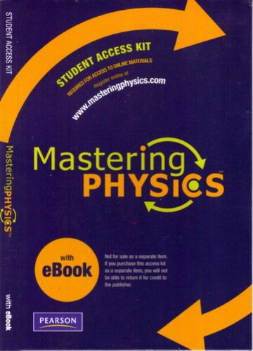 MASTERING PHYSICS-STUDENT ACCESS KIT