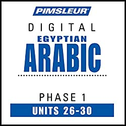 Arabic (Egy) Phase 1, Unit 26-30