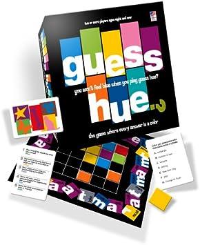 Guess Hue! Game