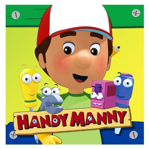 Handy Manny Lunch Napkins (16ct) -