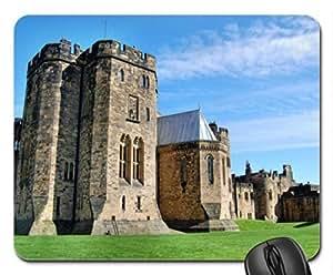 alnwick castle02 Mouse Pad, Mousepad (Ancient Mouse Pad)
