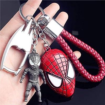 Amazon.com: Llavero de metal de los Vengadores de Marvel ...