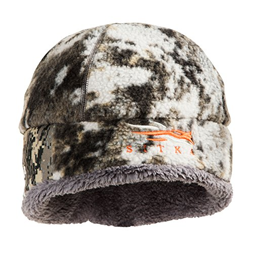571dd187b96 Amazon.com  SITKA Gear Fanatic Windstopper Beanie Optifade Elevated II One  Size Fits All  Sports   Outdoors