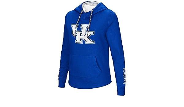 Amazon.com : womens ncaa kentucky wildcats crossover neck hoodie