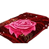 """Embossed Blanket, Super Warm 3D Blankets, Traveling, Camping ,Hiking, TV, Sofa, Bedroom, Cabin, Sleigh-bed, and Couch, Full or Queen Bed 94.5""""L-78.7"""" 8LBS, Super Luxury Lifetime Durable-Throw"""