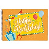 Happy Birthday! Fill In With Your Words Love And Friendship Memory Book. A Keepsake Full Of Colorful Pages And Affection Notes For Any Person That Is Celebrating His Or Her Special Day.
