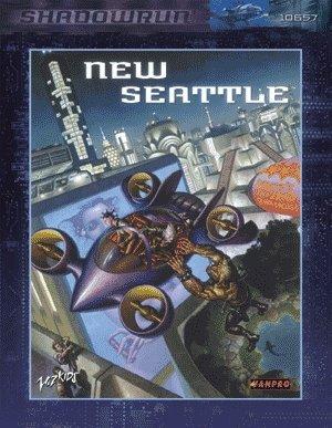 Download New Seattle Sourcebook (Shadowrun) pdf epub