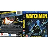 Watchmen 3 Disc Blu Ray. (Blu Ray & Digital Copy)