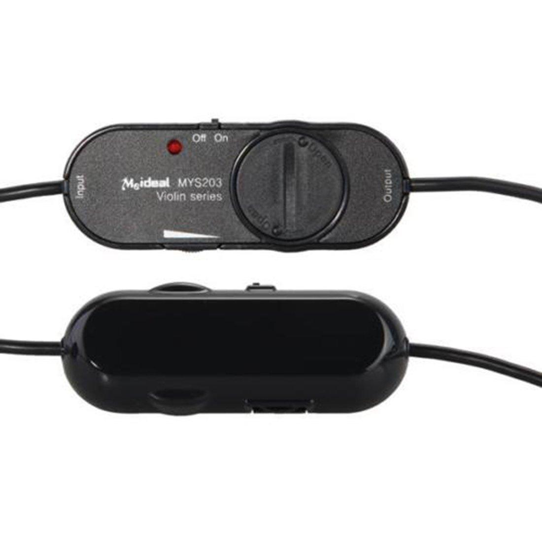 MYS203 Microphone Guitar Pickup for Guitar Violin Banjo Mandolin Ukulele Guitar Parts & Accessories