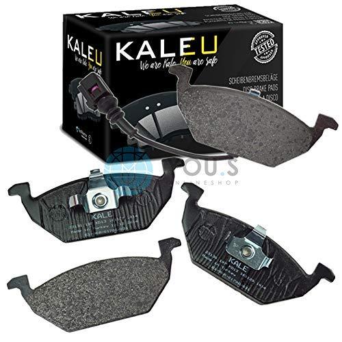 Kale 1j0698151d Front Axle Set of Brake Pads Brake Pads: