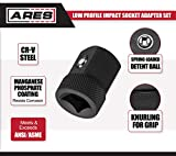ARES 70198 - Low Profile Impact Socket Adapter