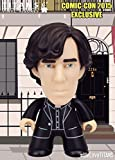 "SDCC 2015 Titans Sherlock Holmes Benedict Cumberbatch Exclusive 3"" Vinyl Figure Comic Con"