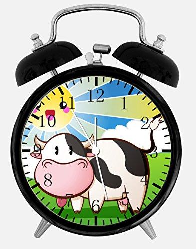 Moo Cow Alarm Desk Clock 3.75