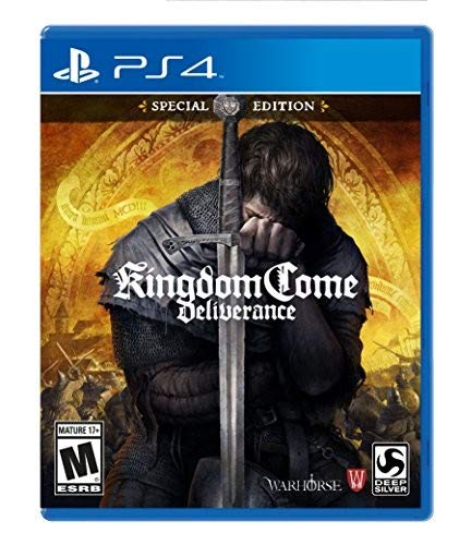 Kingdom Come: Deliverance - Special Edition - PlayStation 4 (Games For Couples To Play In Bed)