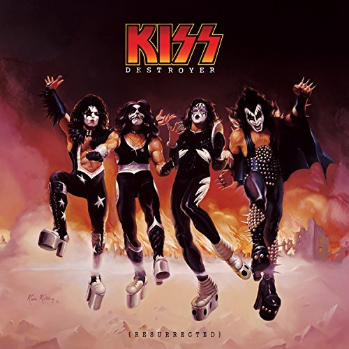 Destroyer: Resurrected by Kiss (2012-08-03) (Kiss Destroyer)