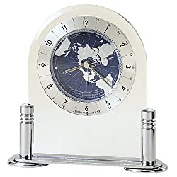 Howard Miller 645-346 Discoverer Table Clock