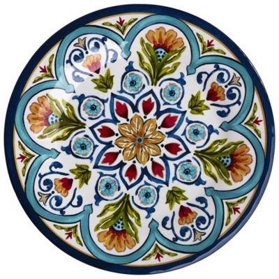 Lakeland Amalfi Unbreakable Melamine Picnicware Dinner Plate  sc 1 st  Amazon UK & Lakeland Amalfi Unbreakable Melamine Picnicware Dinner Plate: Amazon ...