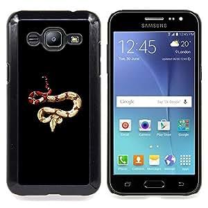 - anaconda tropical species snake biology - - Modelo de la piel protectora de la cubierta del caso FOR Samsung Galaxy J2 RetroCandy