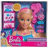Barbie Dreamtopia JPL 62640 Cabeza de sirena