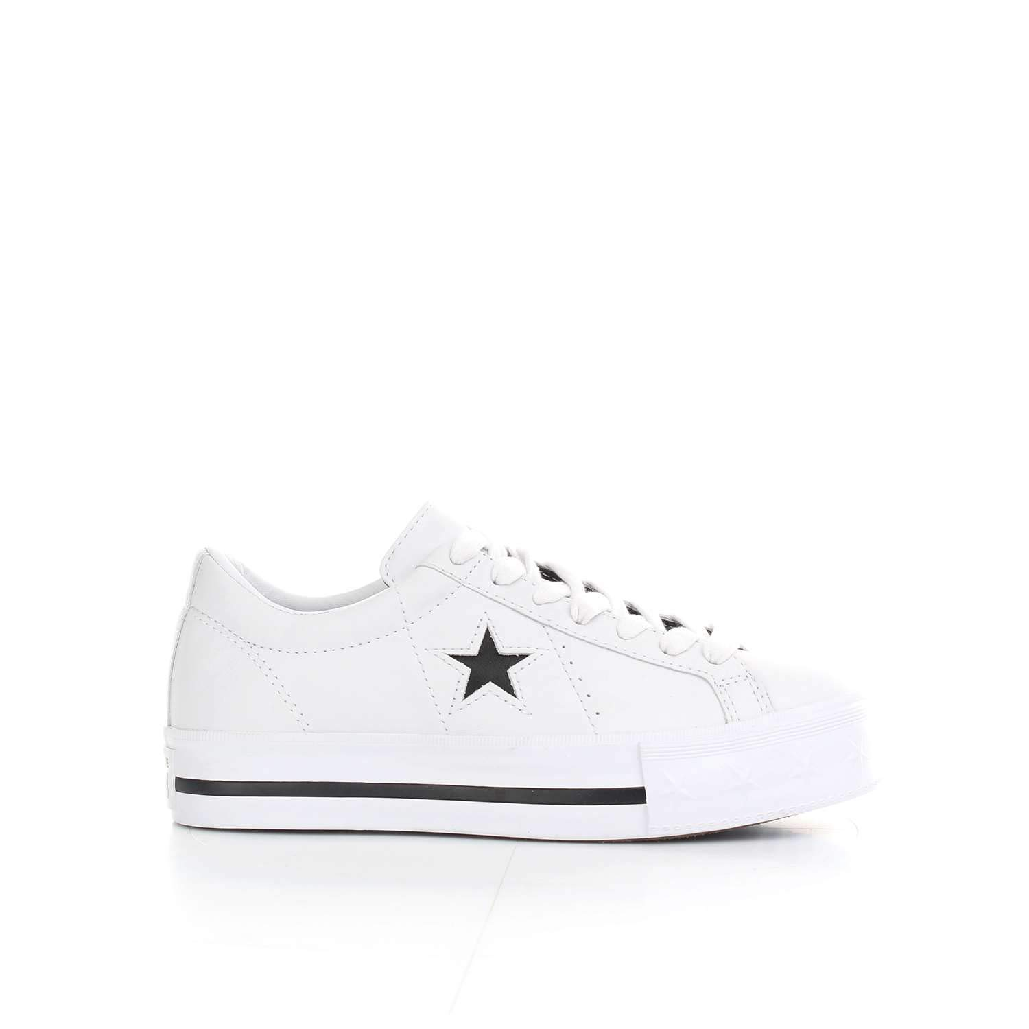 Converse Lifestyle One Star Platform Ox, Zapatillas para Mujer