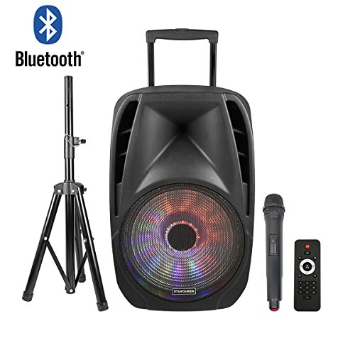 starqueen-portable-bluetooth-pa-system-15-woofer-speaker-with-rechargeable-battery-usb-sd-fm-radio-f