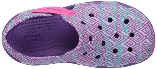 Pictures of Crocs Kids' Swiftwater Wave Graphic Sandal * 2