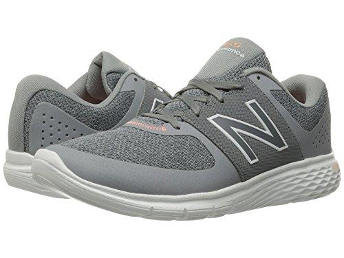 (ニューバランス) New Balance レディースウォーキングシューズ?靴 WA365v1 Grey/White 6 (23cm) B - Medium