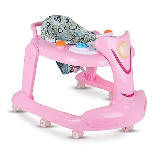Andador Caminador de bebés con bandeja de actividades Altura del ...