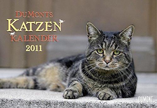 DuMonts Katzen-Kalender 2011