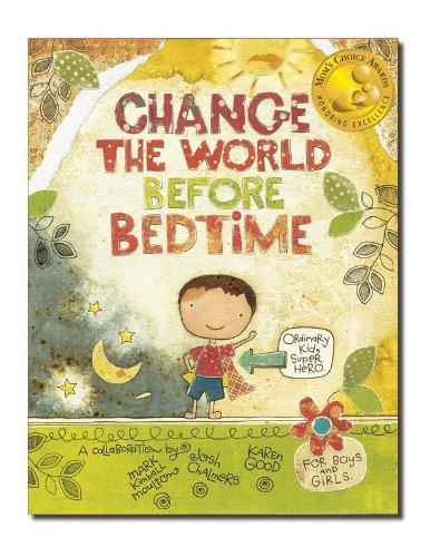 Download Change the World Before Bedtime pdf epub